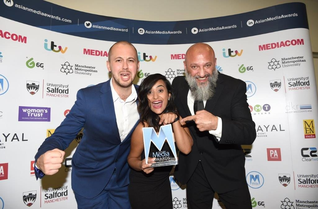 'Memoirs of an Asian Football Casual' named Best Stage Production