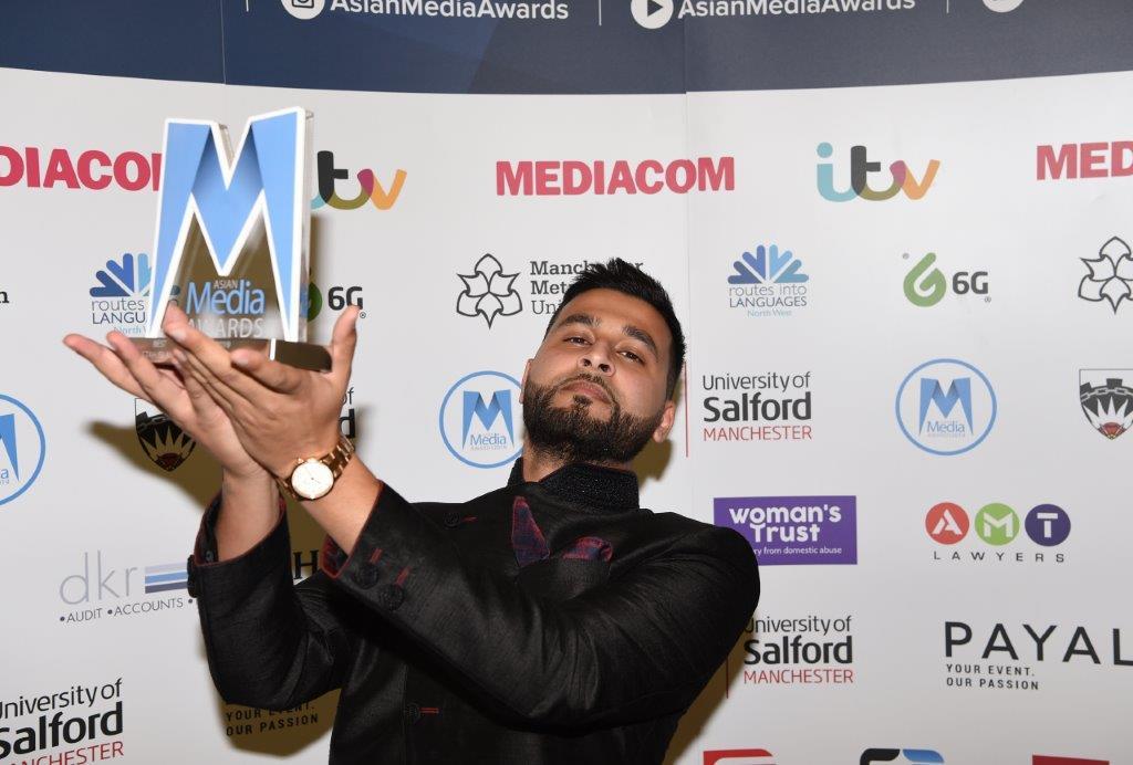 Mistah Islah's Corner Shop Show Wins Best Video Channel 2019