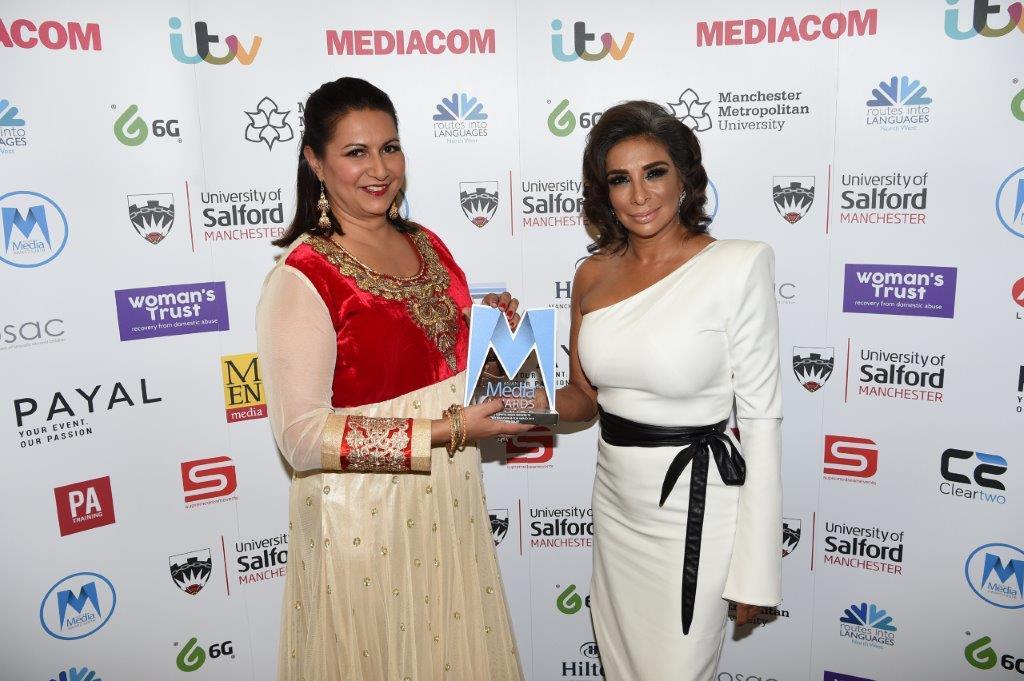 Sayera Haque and Shobna Gulati