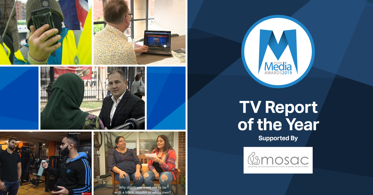 TV Report of the Year 2019 Finalists