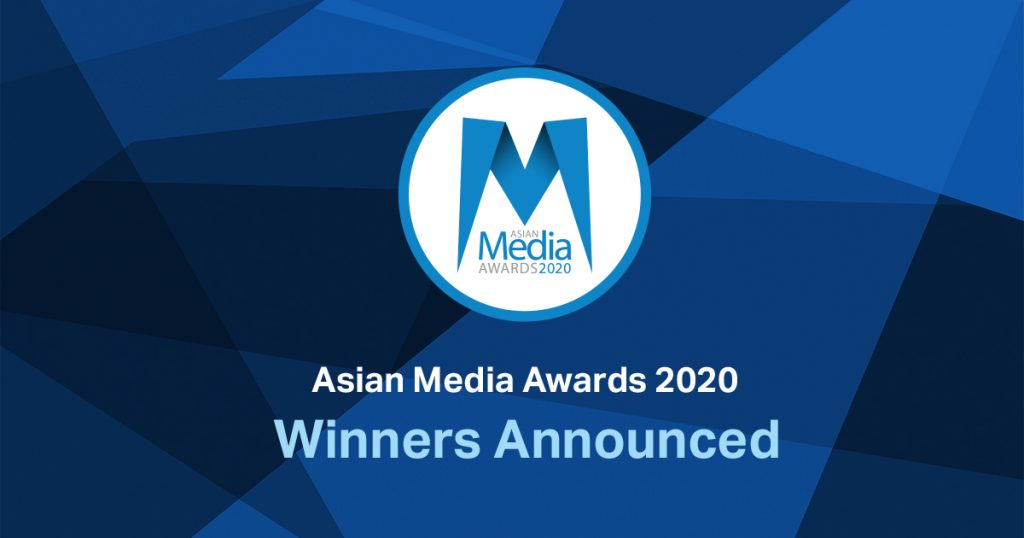 Asian Media Awards 2020 Winners Announced