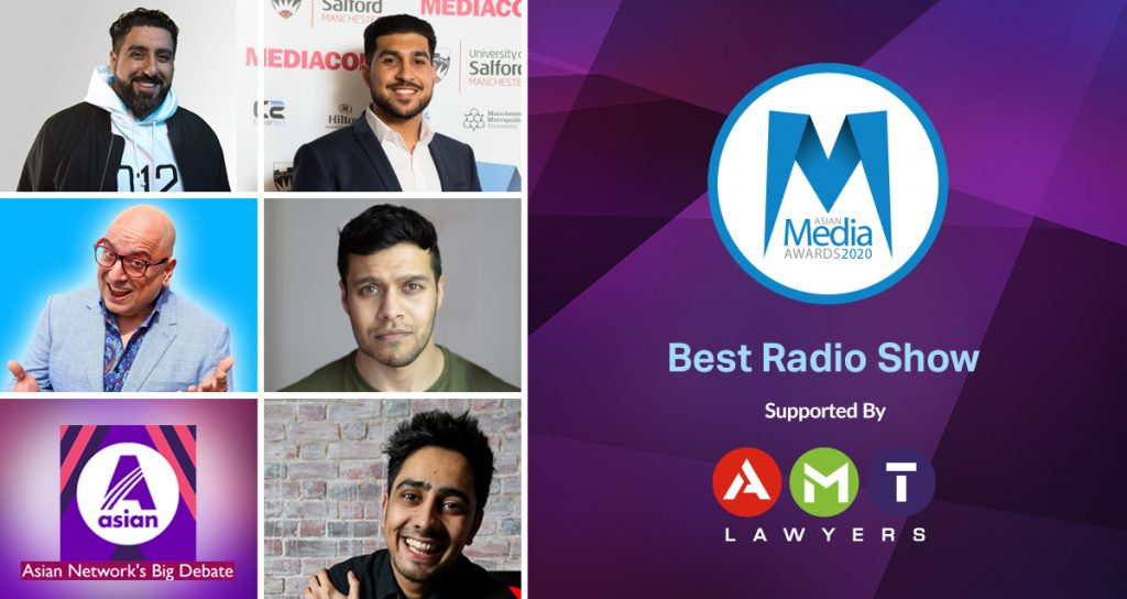 Best Radio Show Finalists 2020