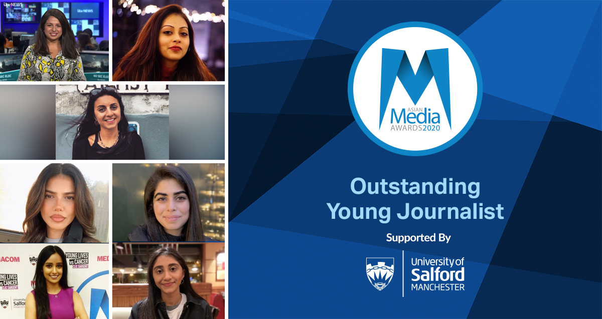 Outstanding Young Journalist 2020 Finalists