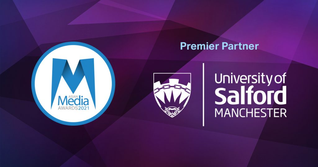 University of Salford Partners with the Asian Media Awards