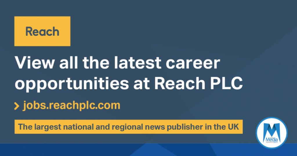 Career Opportunities at Reach PLC