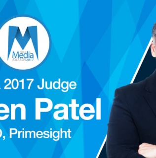 Primesight CEO Joins AMA 2017 Judging Panel