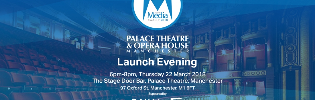 AMA 2018 Launch At Palace Theatre Manchester