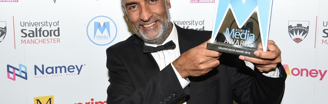 'As British As' Campaign Wins 2018 Creative Media Award