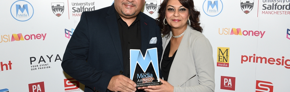 Asian Star 101.6FM Win Regional Radio Prize