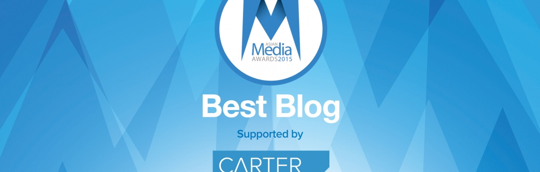 A Range of Talent In Best Blog 2015 Category