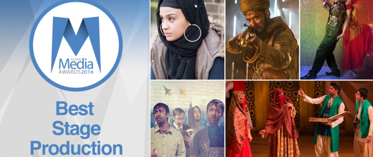 Music, Dance, Drama & Comedy: AMA Best Stage Production Finalists
