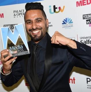 BizAsiaLive Claims Best Website Prize