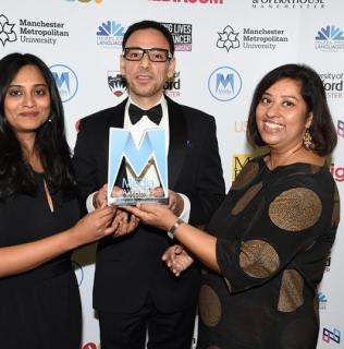 Cultr London Win 2018 Media Agency of the Year Award