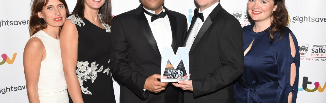 Piece exploring far-right 'training camp' wins TV Report of the Year