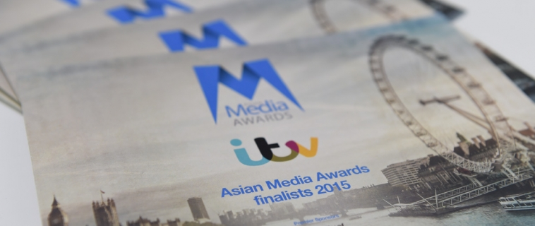 Asian Media Awards 2015 Shortlist