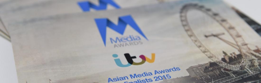 Asian Media Awards 2015 Shortlist