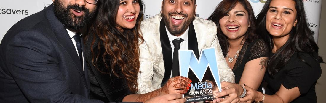 Sabras win Regional Radio Station of the Year 2017 award