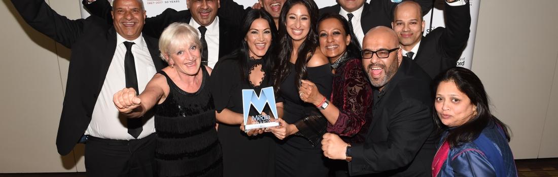 Sunrise Radio retains AMA Radio Station of the Year Award