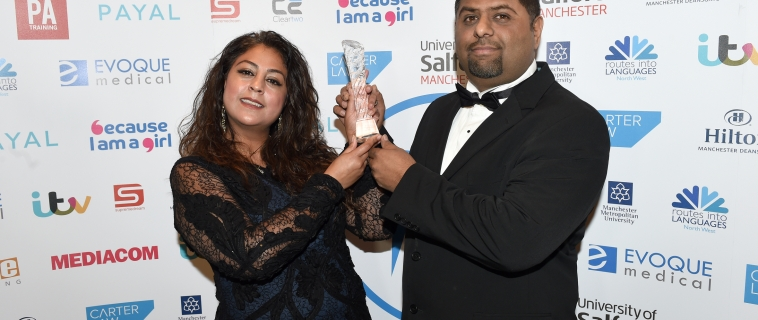 Yorkshire Based Asian Express Wins Publication of the Year Accolade