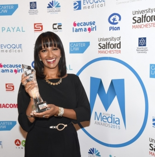 Asian Media Awards 2015 Winners