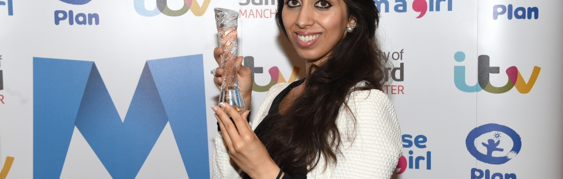 Natasha Mudhar Named Media Professional of the Year