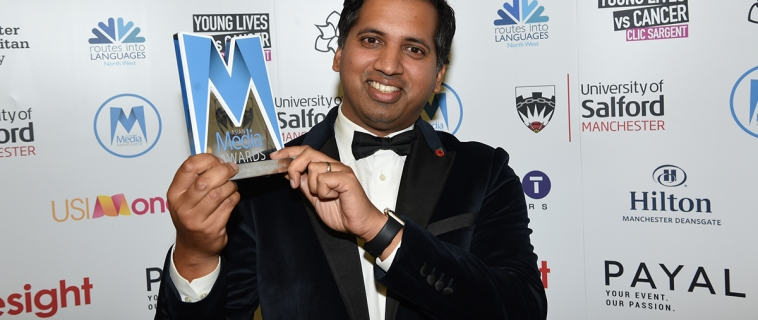 Faisal Islam Named Journalist of the Year 2018