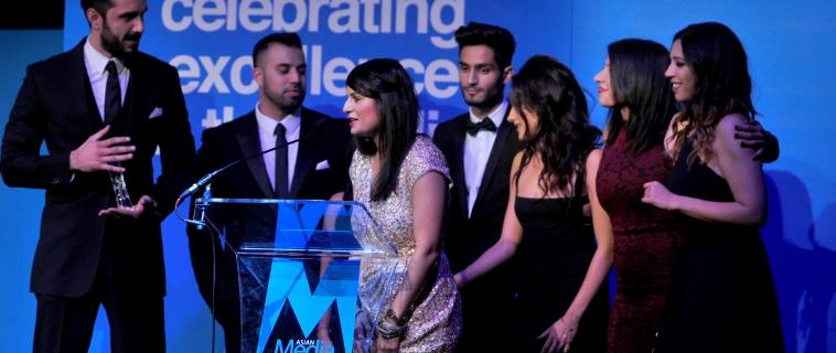 Desi Rascals Named Best TV Show