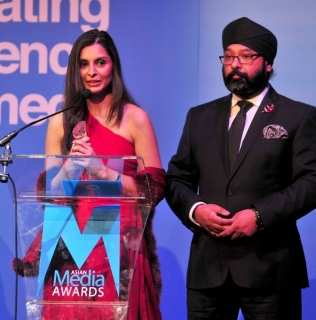 Star Plus Retain TV Channel of the Year Award at AMA's