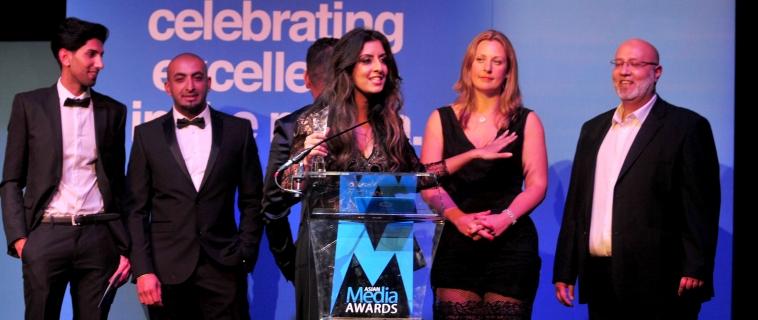 Noreen Khan Wins Best Radio Show