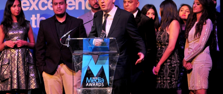 BBC Asian Network Wins Third Radio Station of the Year Award