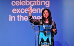 Anita Anand Wins Radio Presenter of the Year Award