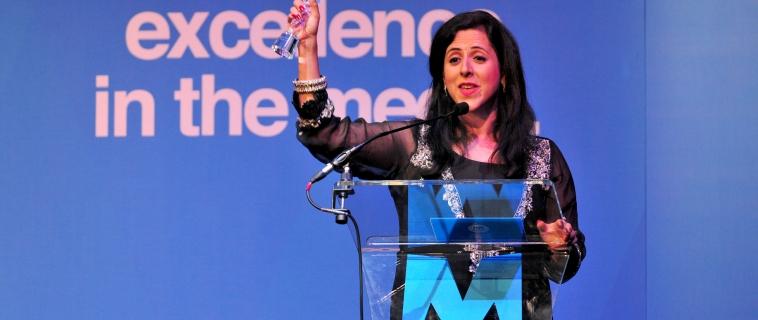 Anita Anand Wins Radio Presenter of the Year Award