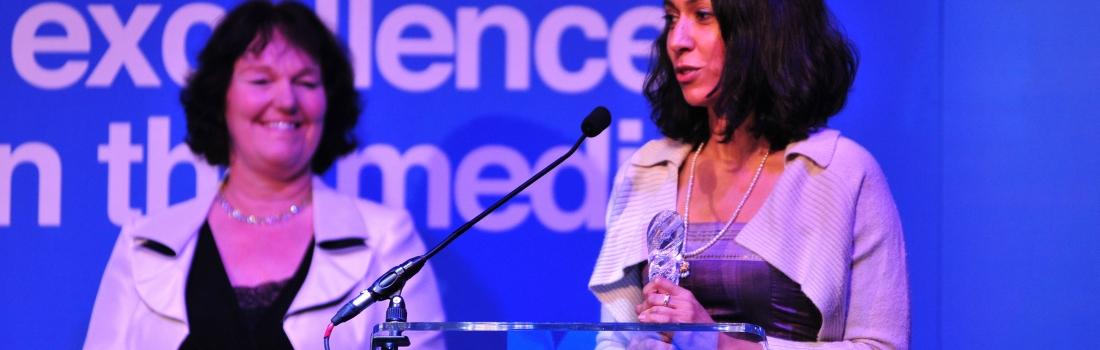 Kavita Puri Is Journalist of the Year 2015