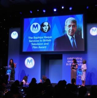 Roshan Seth Acceptance Speech Delights Audience At Asian Media Awards
