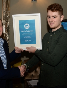 Harris Recognition at AMA 2018 Launch