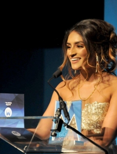 Hollyoaks star Rukku Nahar announces a winner