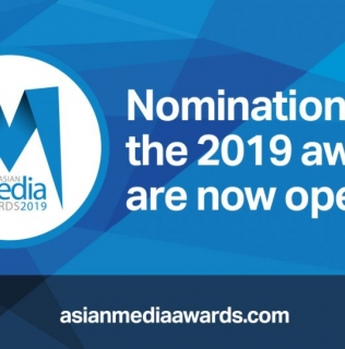 Nominations Now Open for 2019 Asian Media Awards