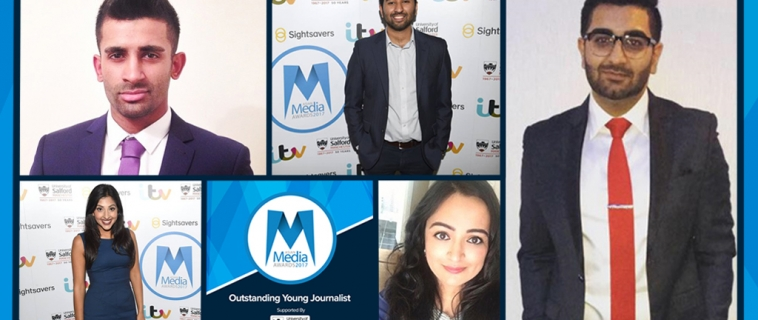 Meet the 2017 Outstanding Young Journalists