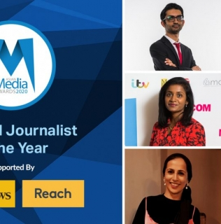 Regional Journalist of the Year 2020 Finalists