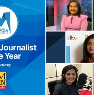2019 Regional Journalist of the Year Finalists
