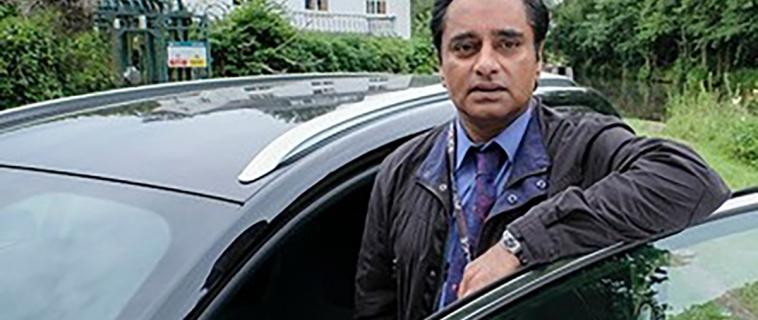 Sanjeev Bhaskar Wins Best TV Character Award