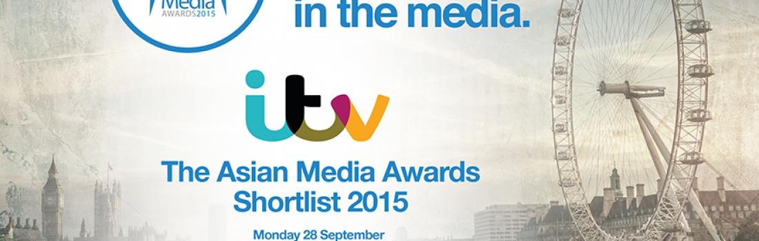 ITV to Host AMA 2015 Shortlist Announcement