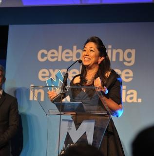 Yasmeen Khan Wins Radio Presenter of the Year 2016