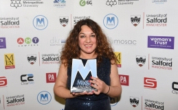 Yasminara Khan Wins Journalist of the Year Award