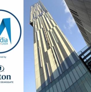 Hilton Honoured To Host Asian Media Awards 2014