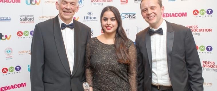 Layla Haidrani named Outstanding Young Journalist