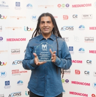 Apache Indian Honoured On 25 Years As A Musician, Artist, Presenter & Role Model