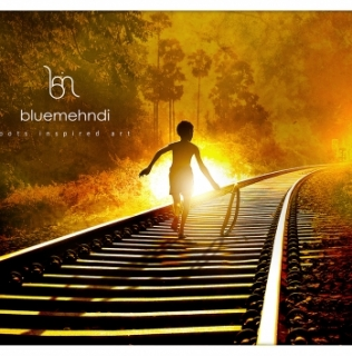 Bluemehndi Showcases Images From India At Asian Media Awards