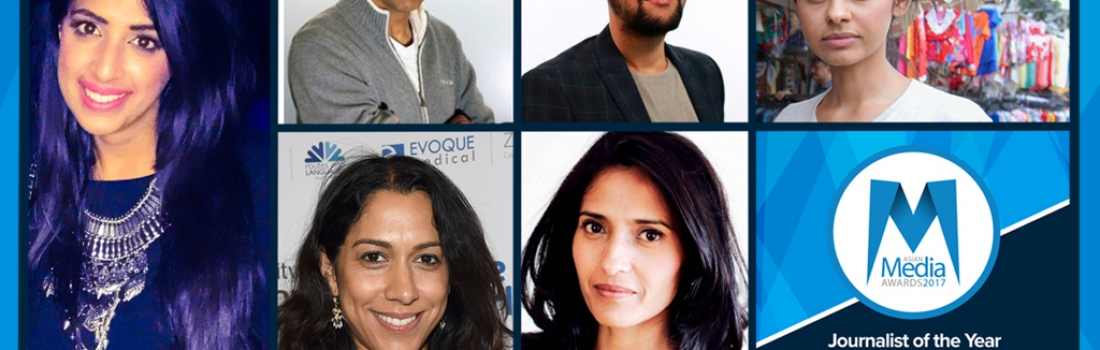 A Closer Look at the 2017 Journalist of the Year Shortlist