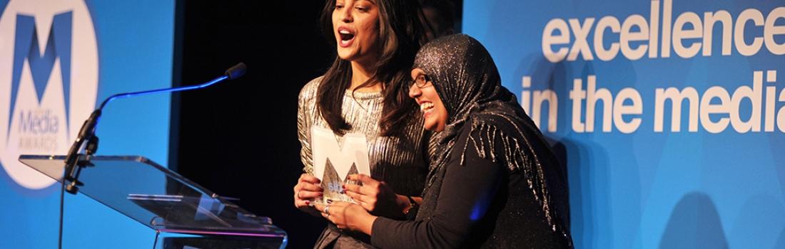 Sister-hood Wins Espoke Living Best Website Award